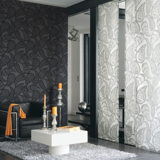 papel pintado midnight 2 casadeco