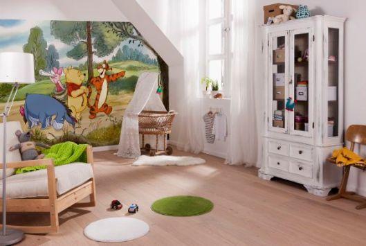 Fotomural Winnie The Pooh Komar