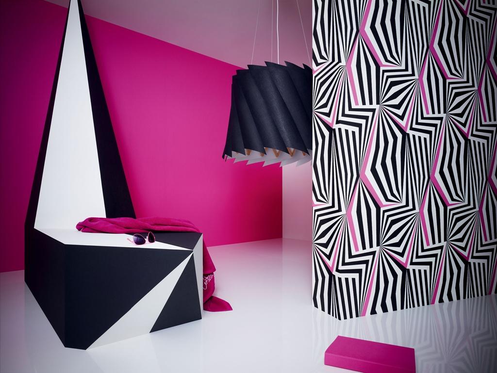 papel pintado lars contzen para discotecas