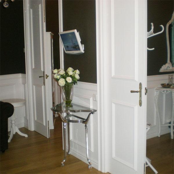 Molduras para decoraci n de parede papelpintadoonline - Molduras para puertas de interior ...
