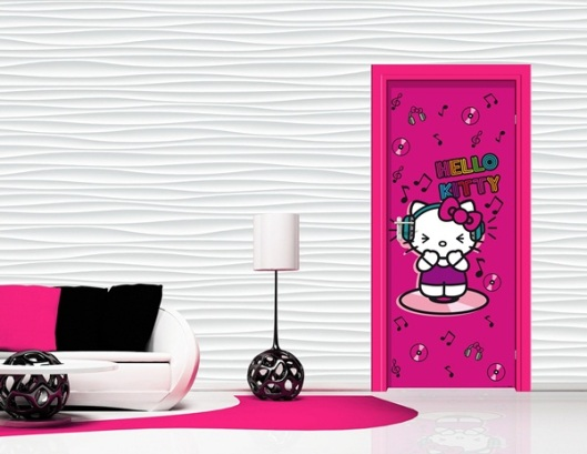 Fotomurales Hello Kitty