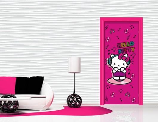 Fotomurales Hello Kitty