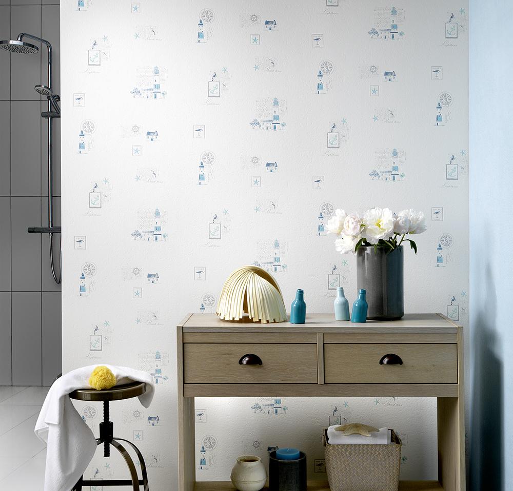 Papel pintado para cocinas papelpintadoonline - Papel pintado decoracion ...