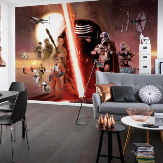 Fotomural Star Wars Papel Pinado